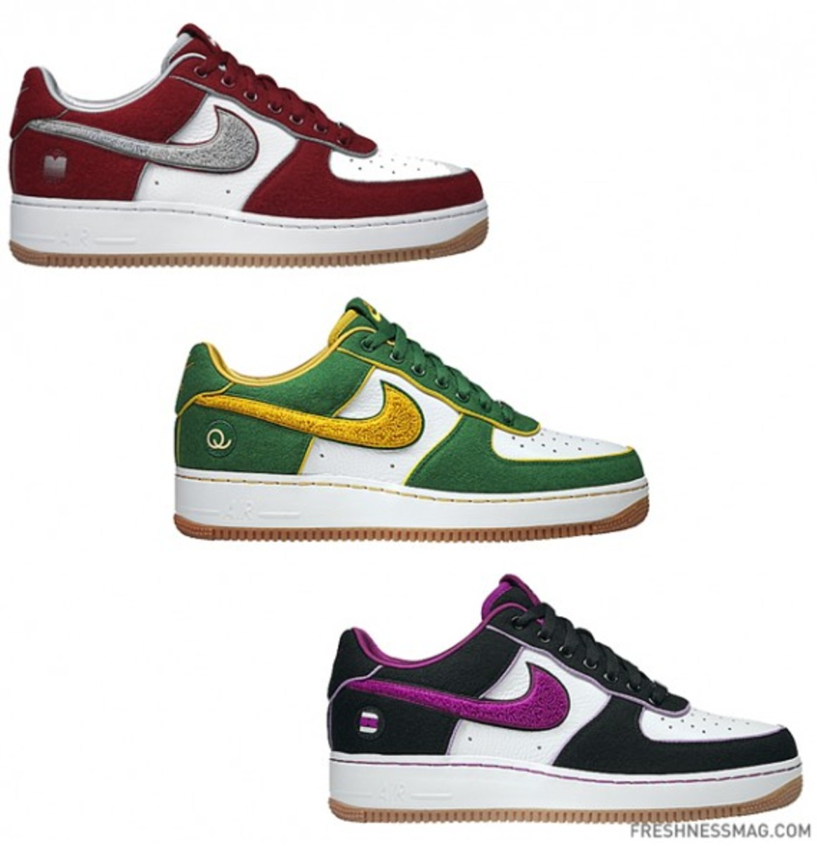 Supreme Boroughs PackManhattanQueens 5 Force 1 Nike Air Low srdhQCt