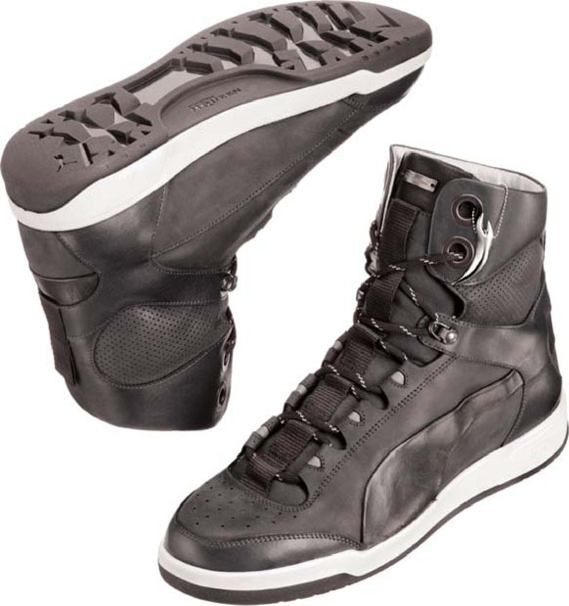 71a08bc5bc070a Alexander McQueen x PUMA - Fall/Winter 2010 - Sneakers Collection ...