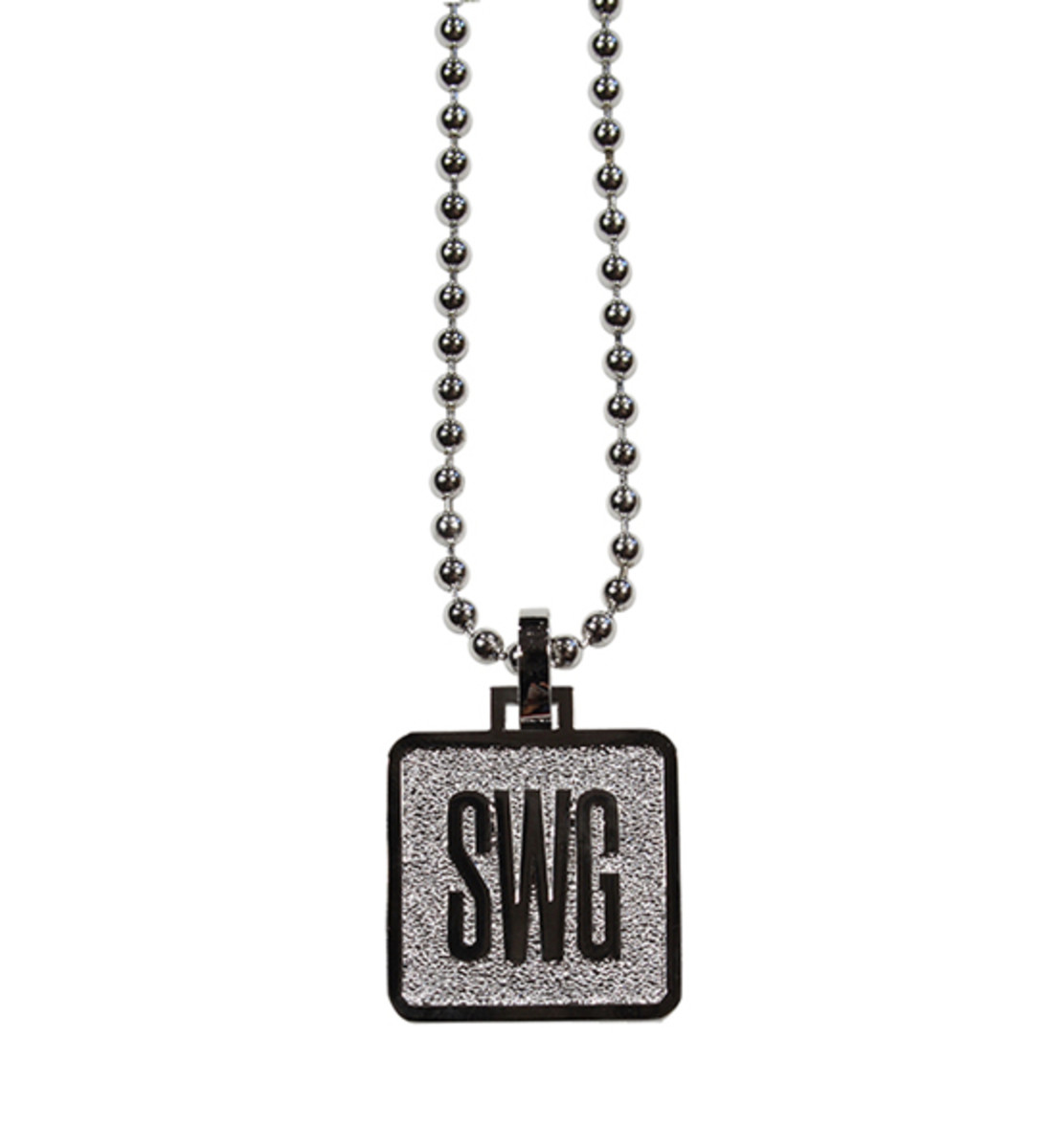 SWG Silver Necklace