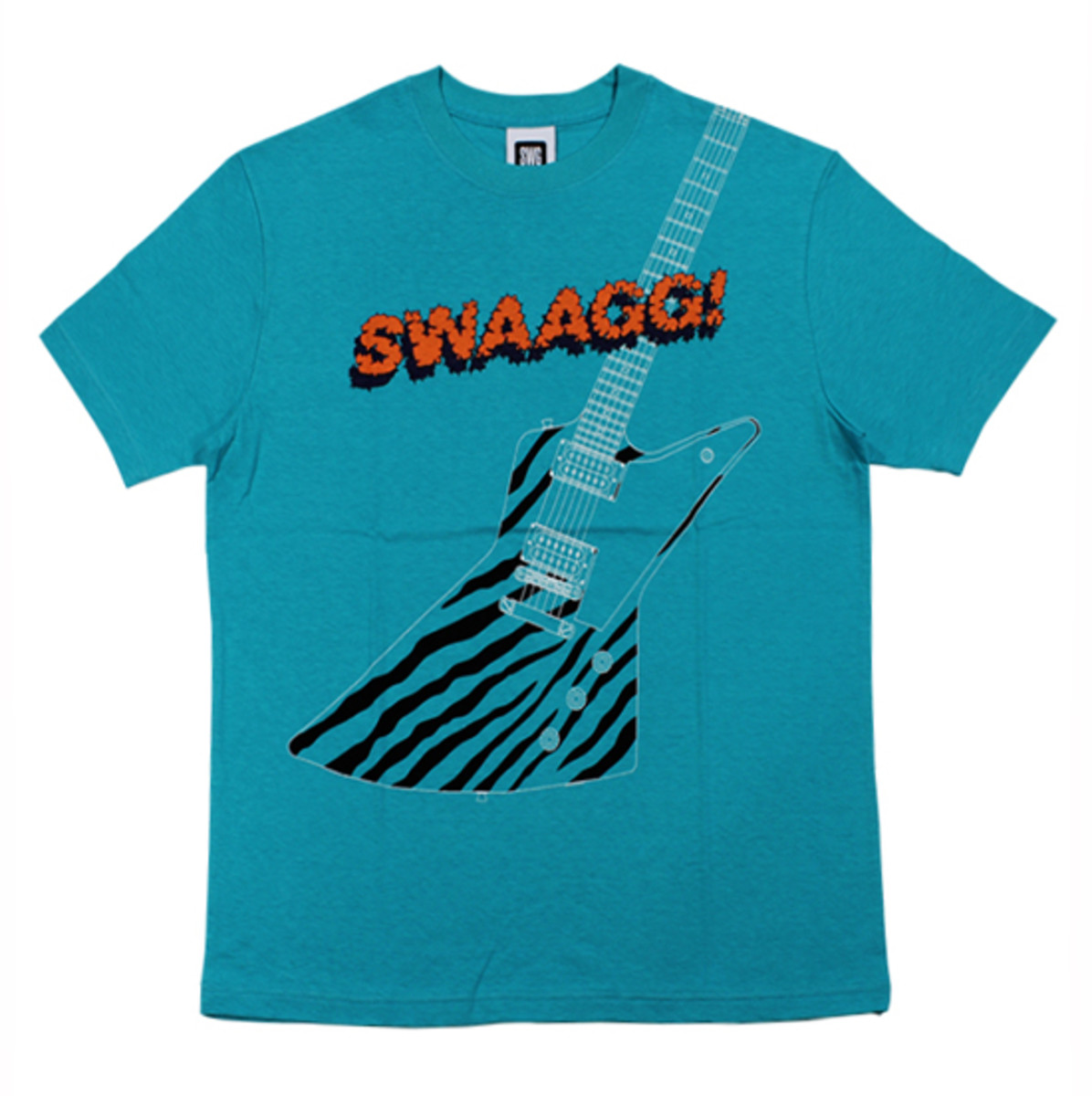 SWAAGG T-Shirt Emerald
