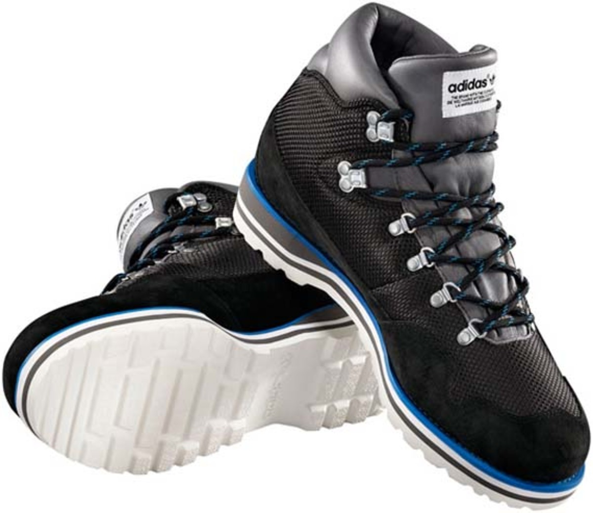 ADIDAS FALL 2012 Performance WearShoes TrekkingHiking