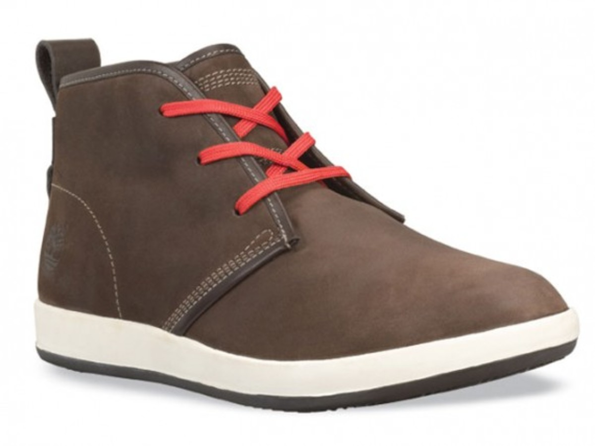EARTH KEEPERS CUPSOLE CHUKKA BROWN