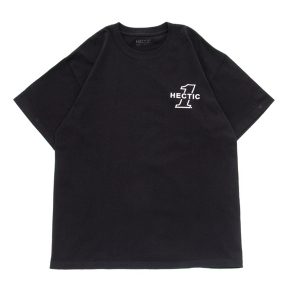 Numero Uno T-Shirt Black