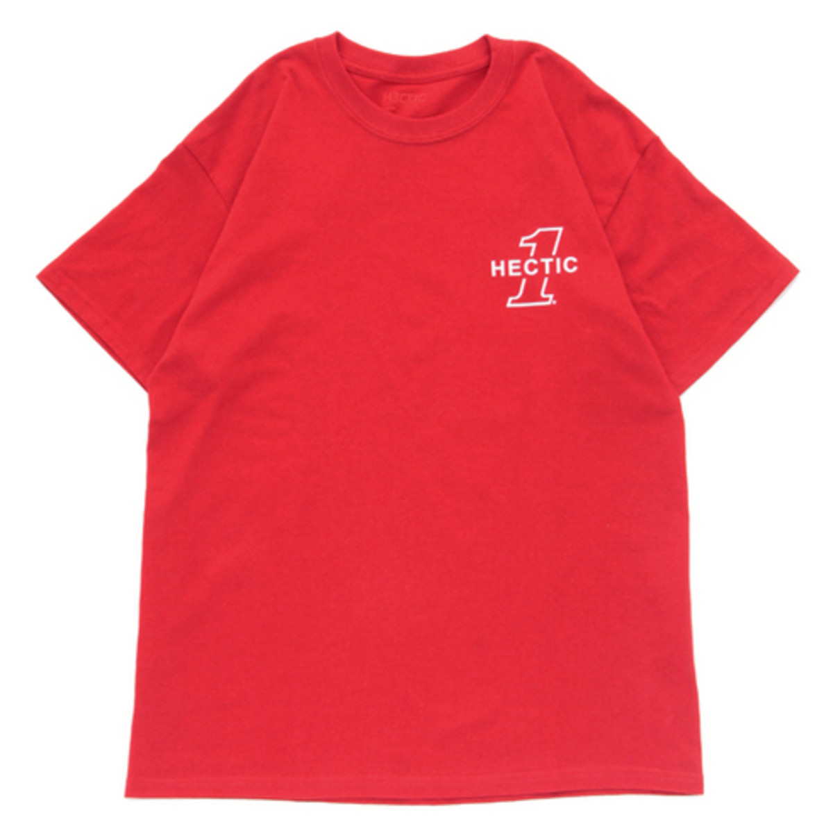 Numero Uno T-Shirt Red