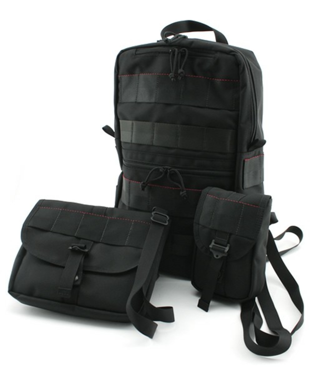 Patrol Pack Black 3