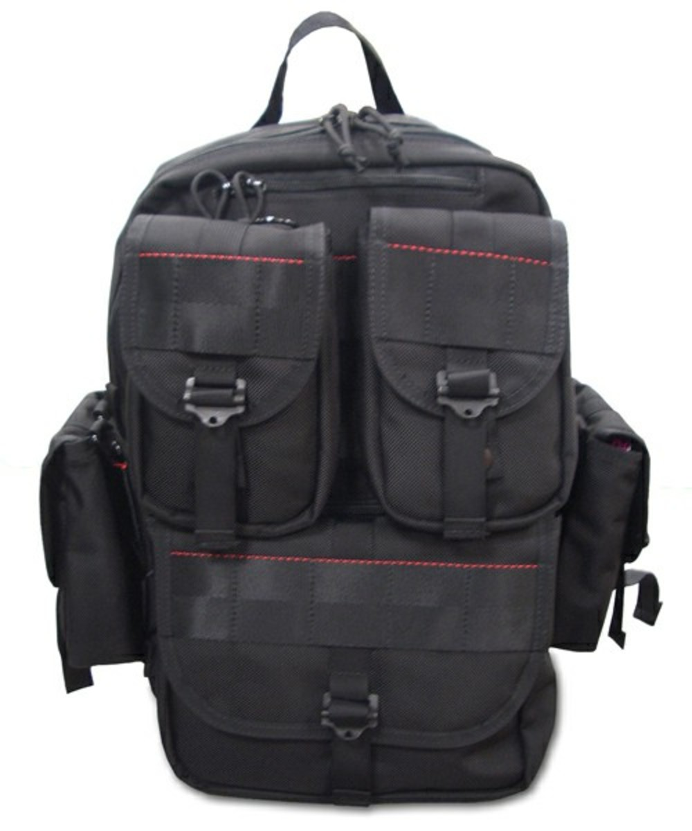 Patrol Pack Black 5