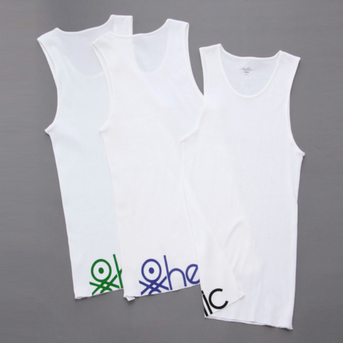 3 Pack Wife Beater Tank Tops