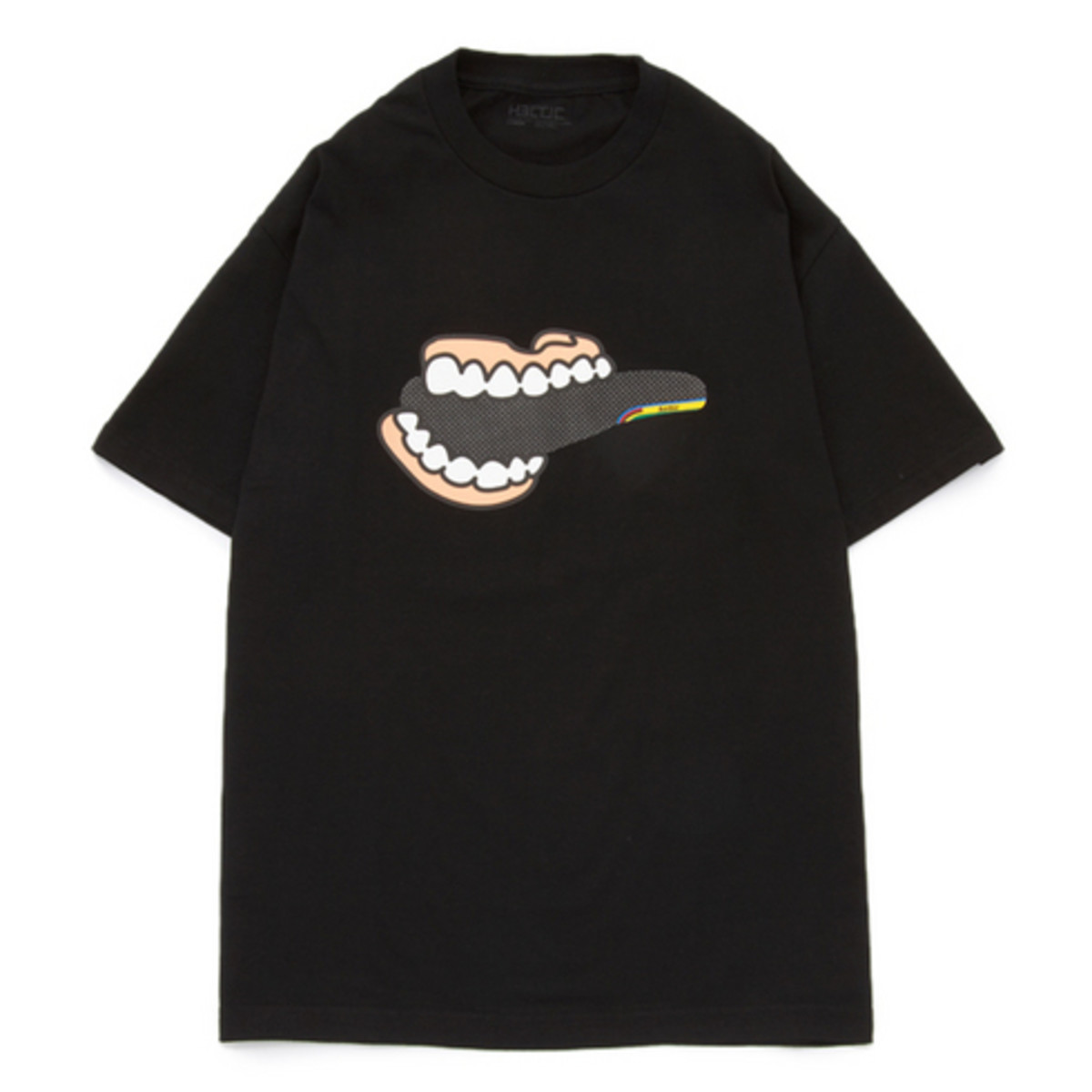 Rolling Suddles T-Shirt Black