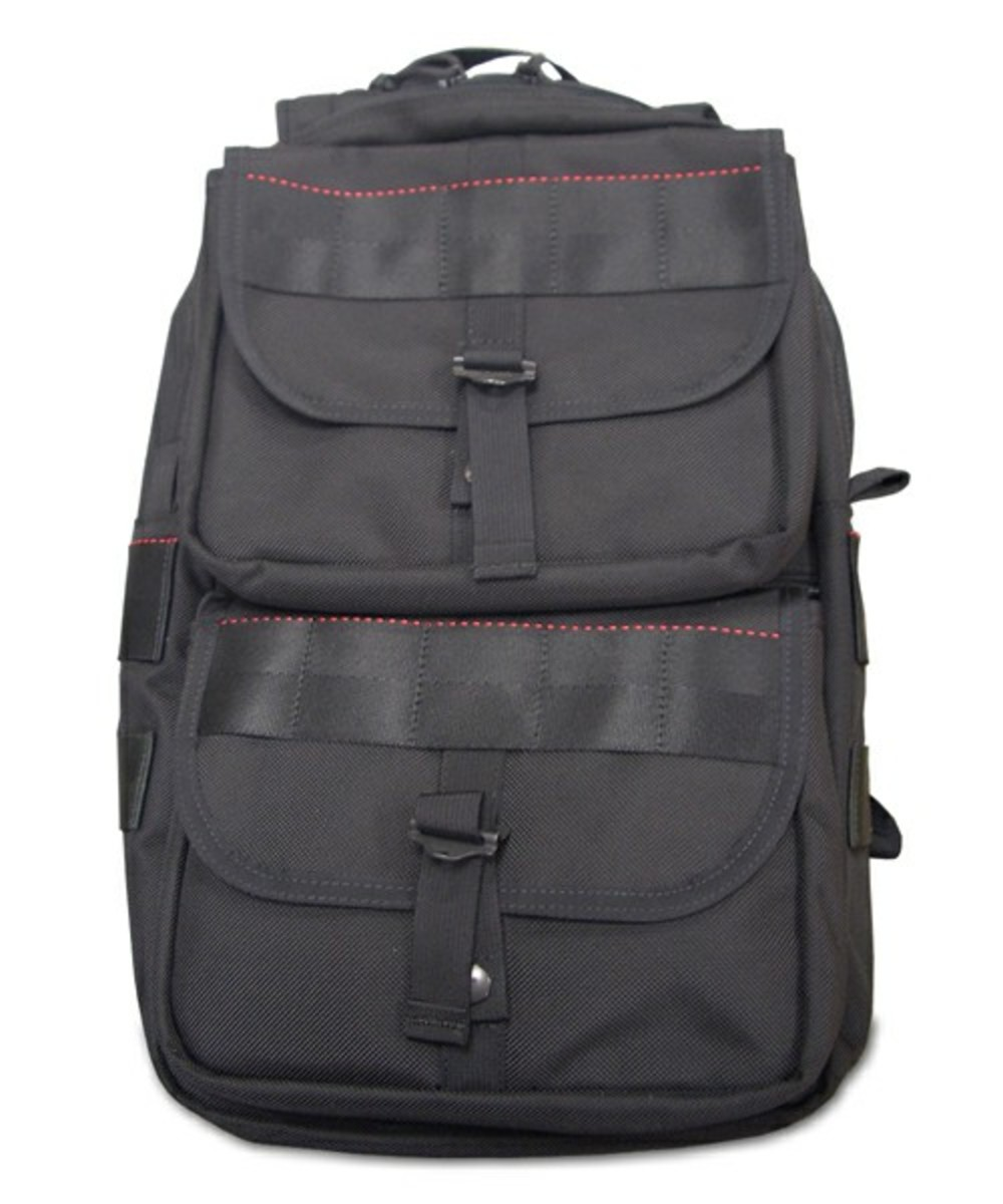 Patrol Pack Black 6