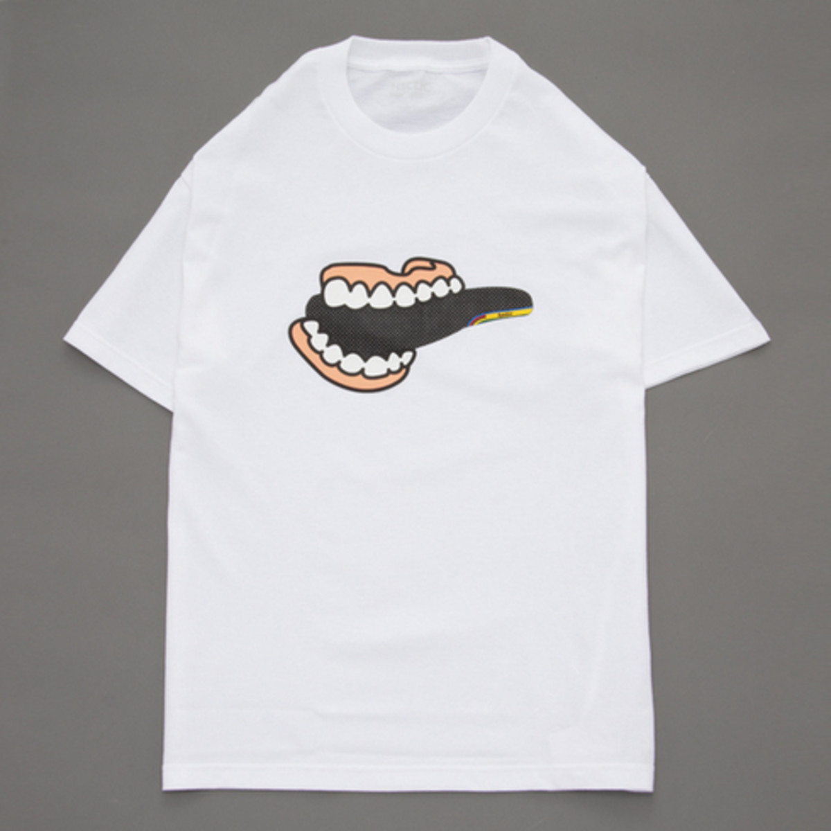 Rolling Suddles T-Shirt White