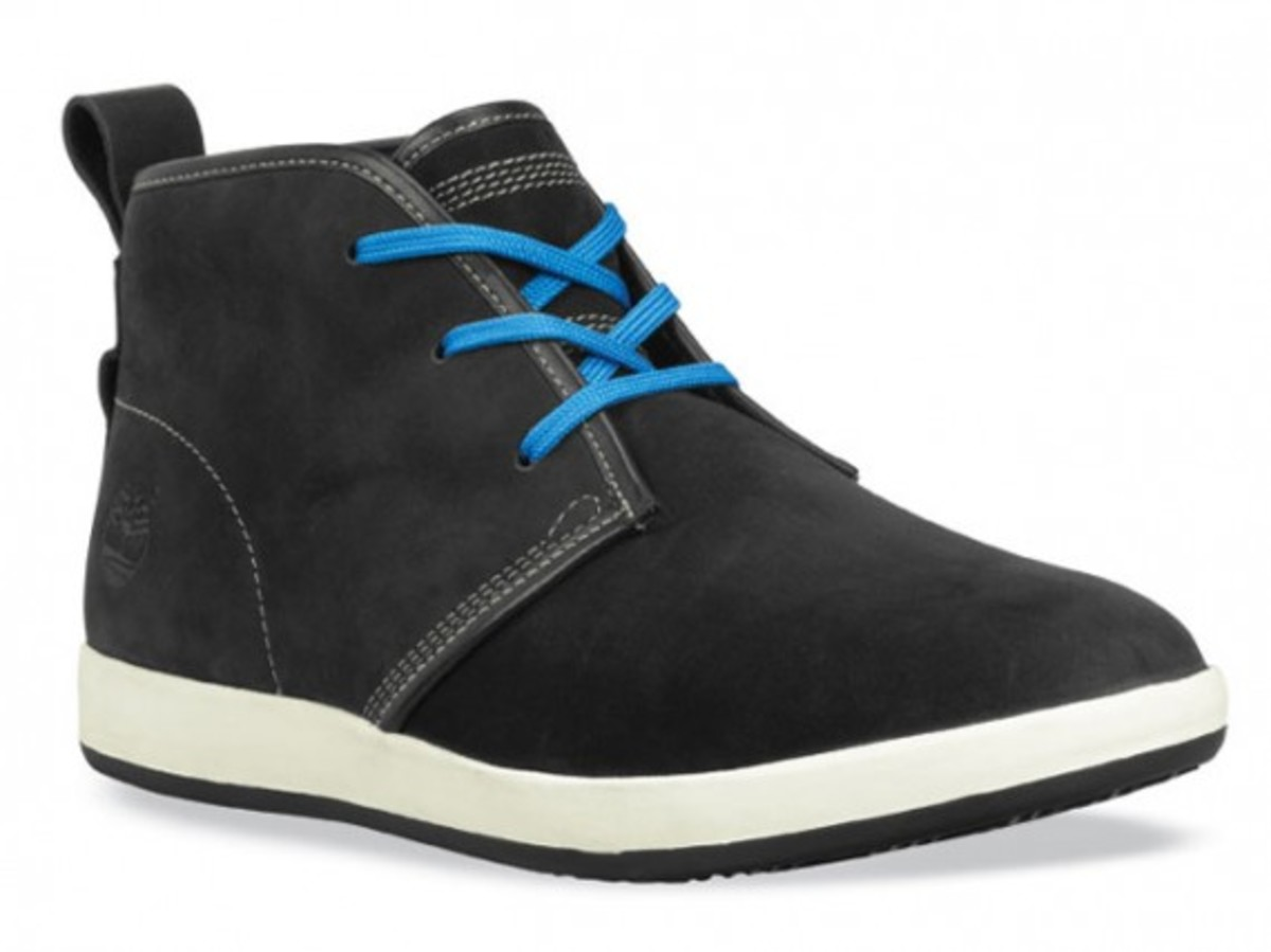 EARTH KEEPERS CUPSOLE CHUKKA BLACK