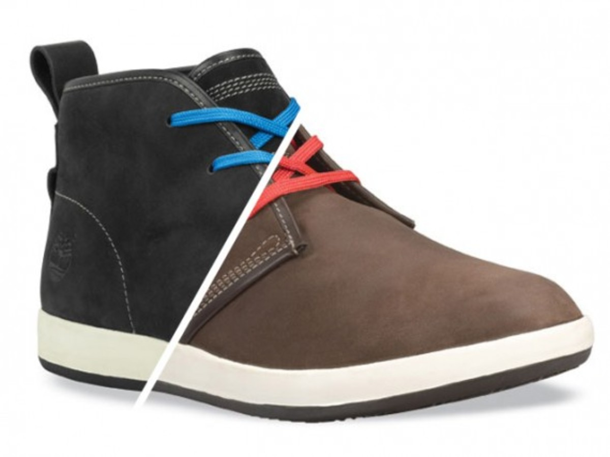 EARTH KEEPERS CUPSOLE CHUKKA