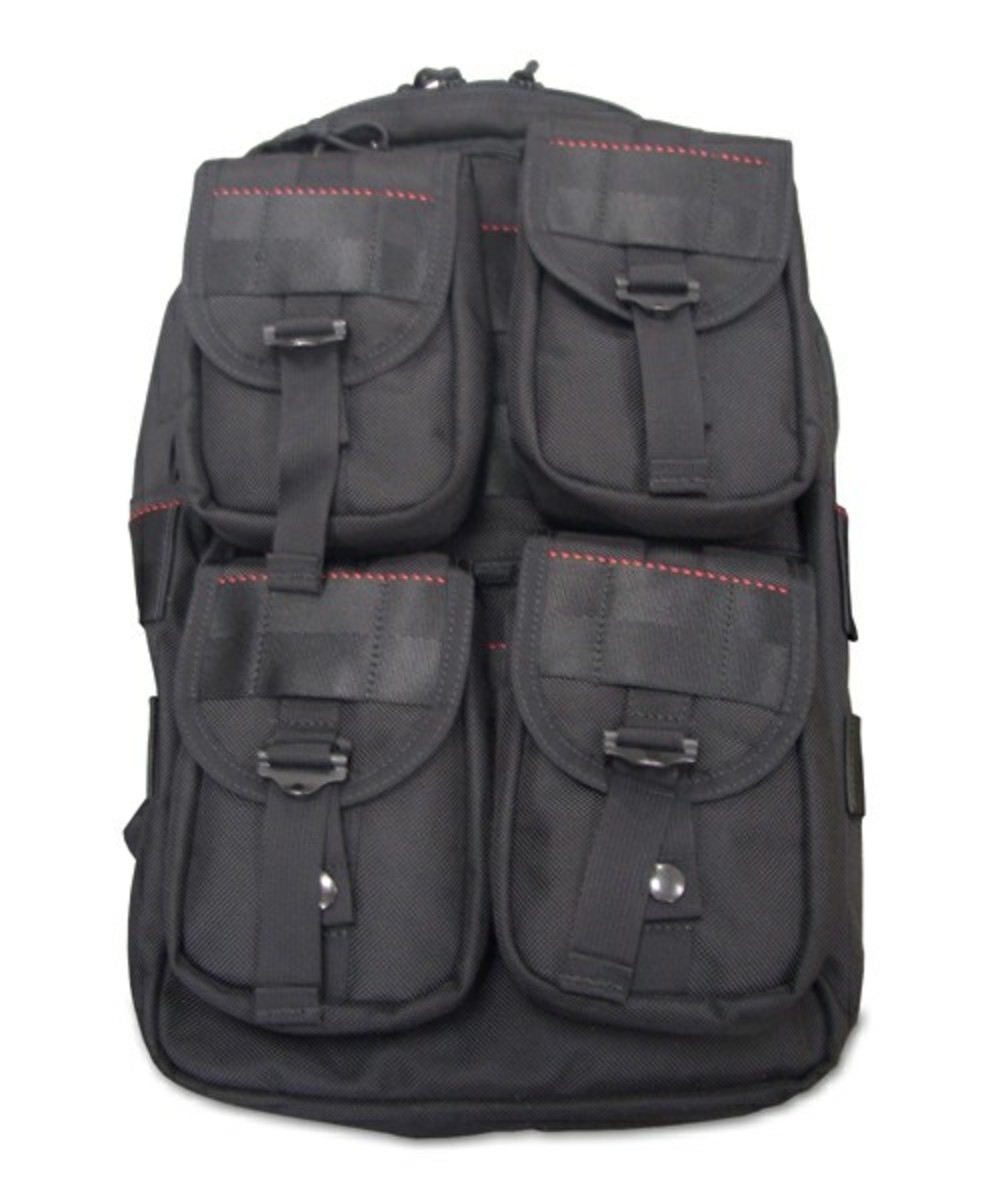 Patrol Pack Black 7