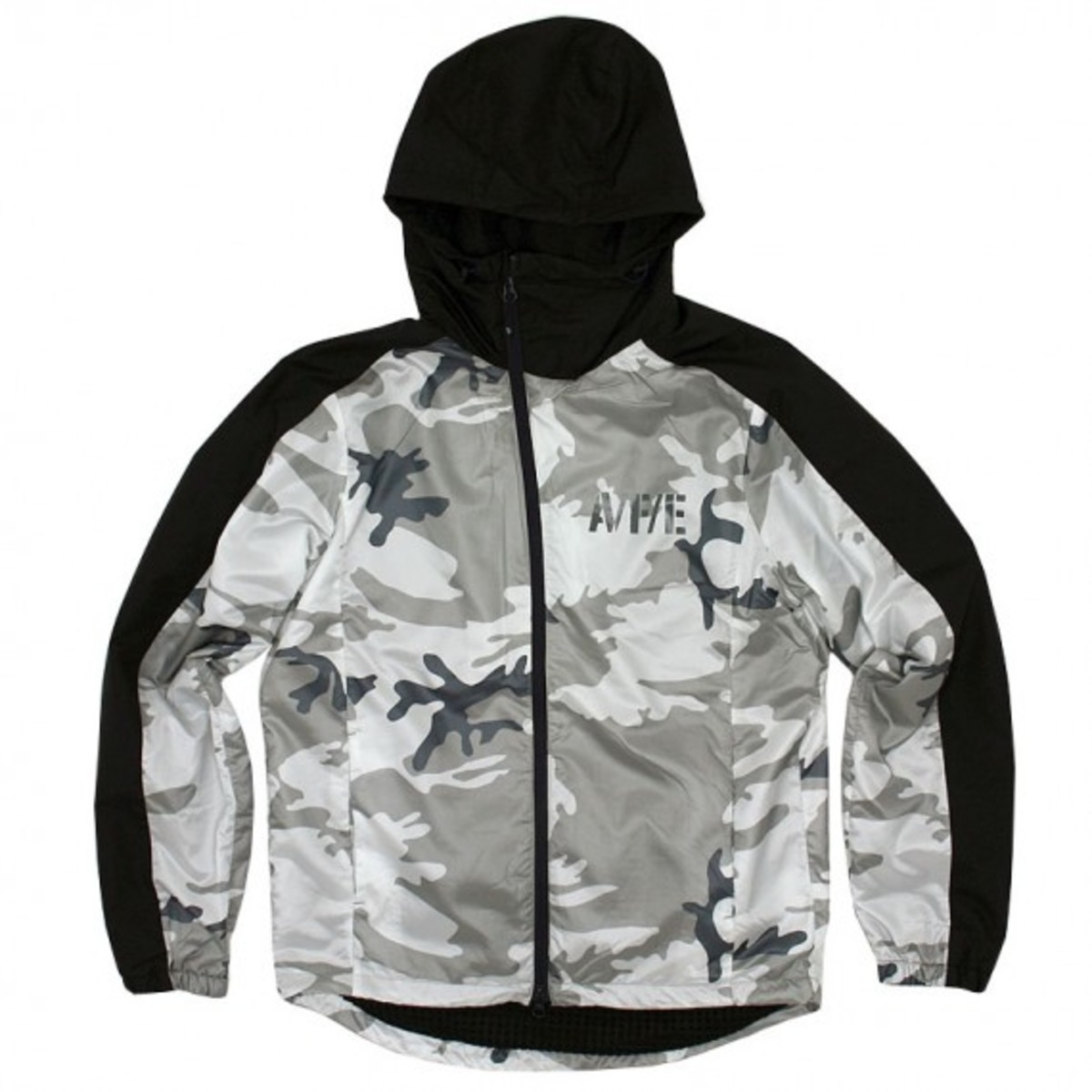 NSW AFE Slant Zip Jacket White