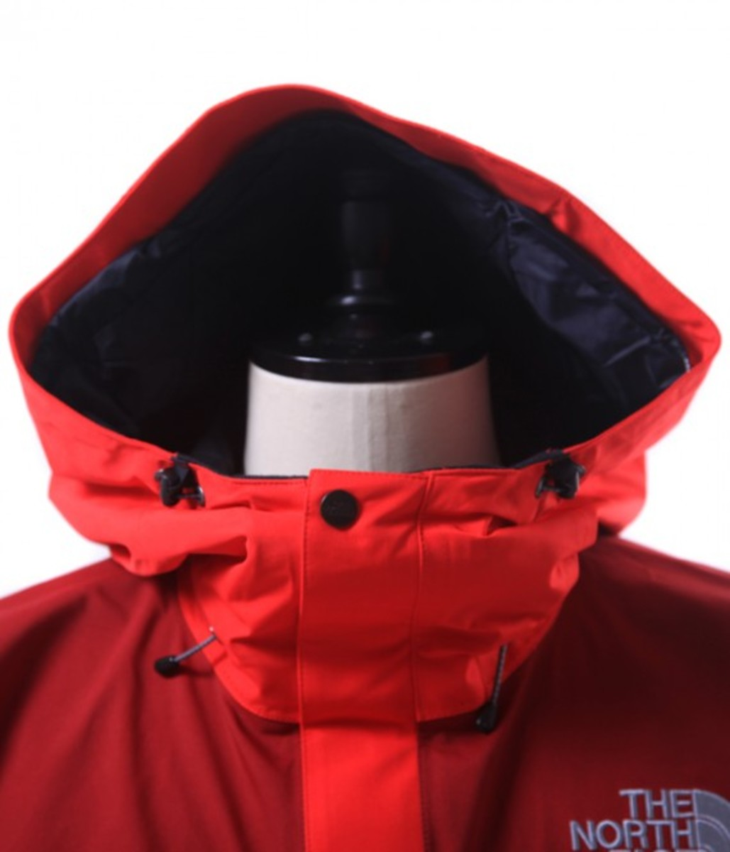 Mountain Jacket Red 3