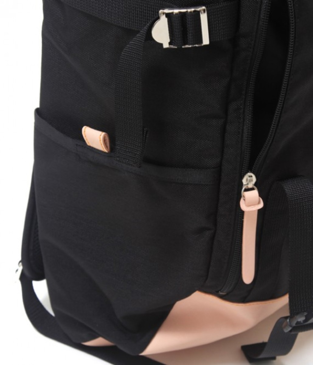 Vegetable Tanned Nylon Ruck Sack 7