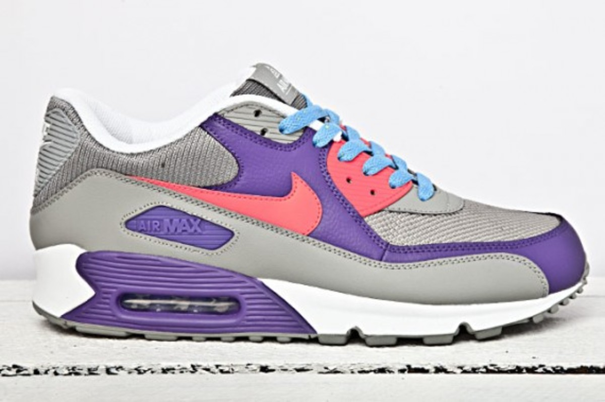 sale retailer b0ca8 37f80 ... Grey Alarming Varsity Purple AMFM0649 Nike ACG Pack Air max 90 US 13 in  very good condition - photo 5 nike-acg-air-max-90-03 .
