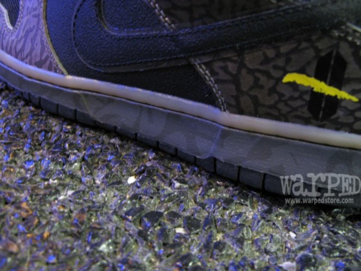 Dunk Low Premium SB Yellow Curb 7