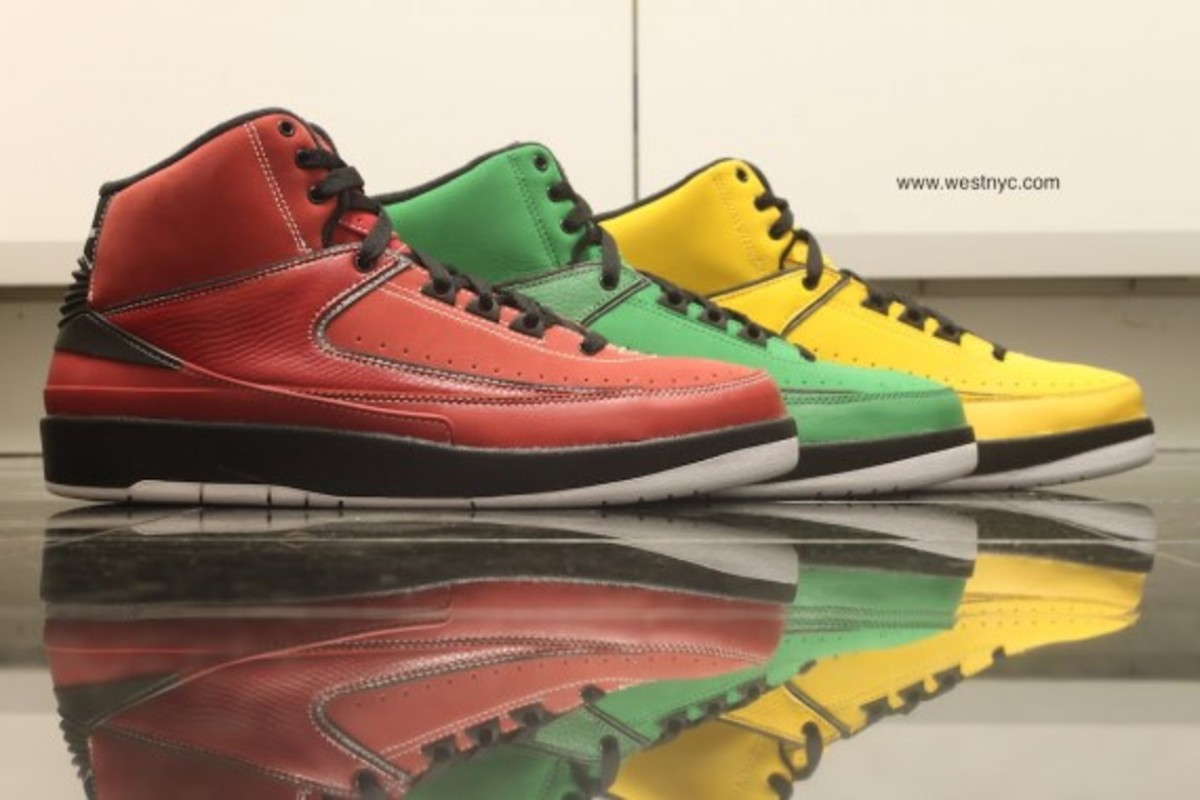 Air Jordan II Candy Pack | Available - 0