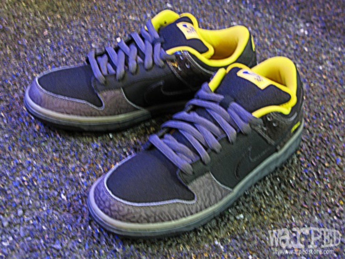 Dunk Low Premium SB Yellow Curb 2