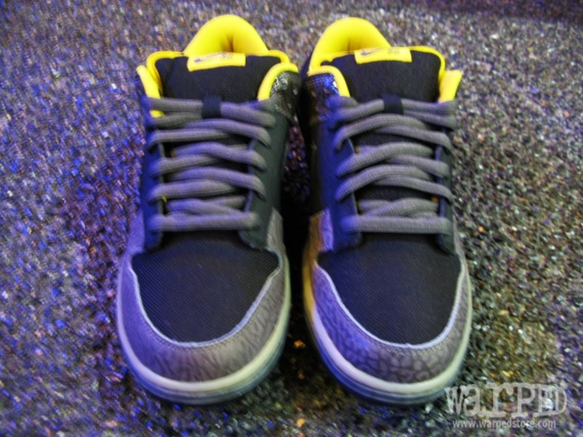 Dunk Low Premium SB Yellow Curb 6