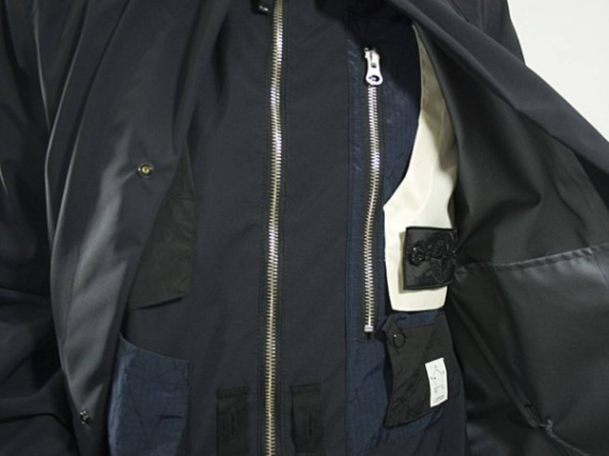 Gore Tex Stealth Jacket 7