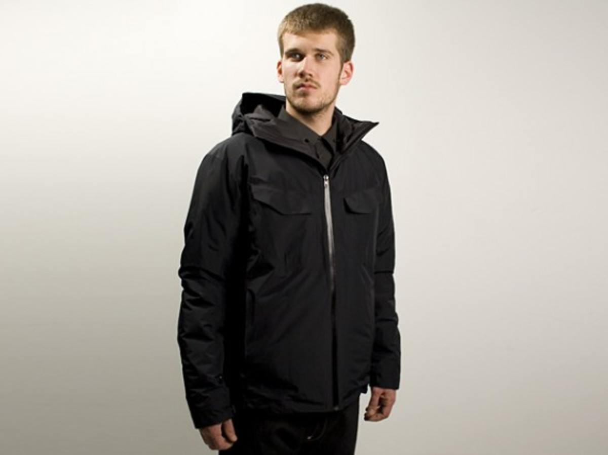 Insulated Shell Jacket 1