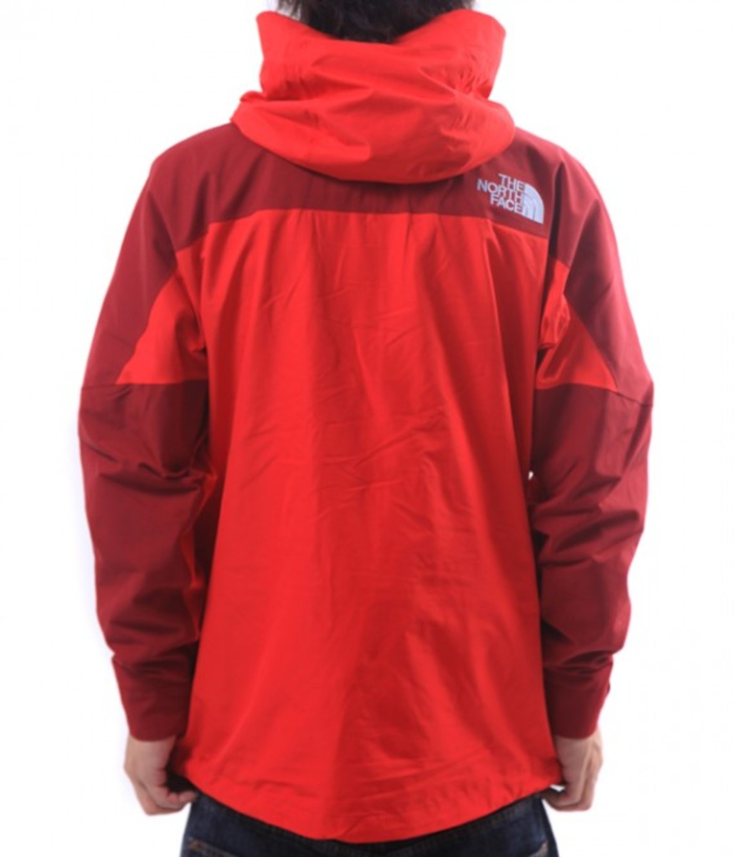 Mountain Jacket Red 2