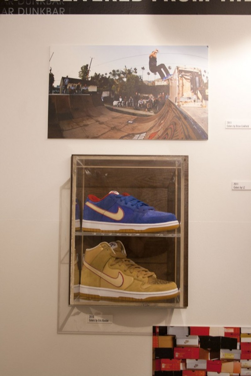 Nike SB Booth at Bright Winter 2011 18