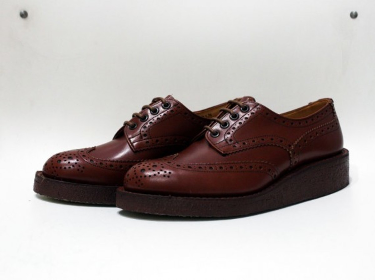 M5633 Shoes Maroon