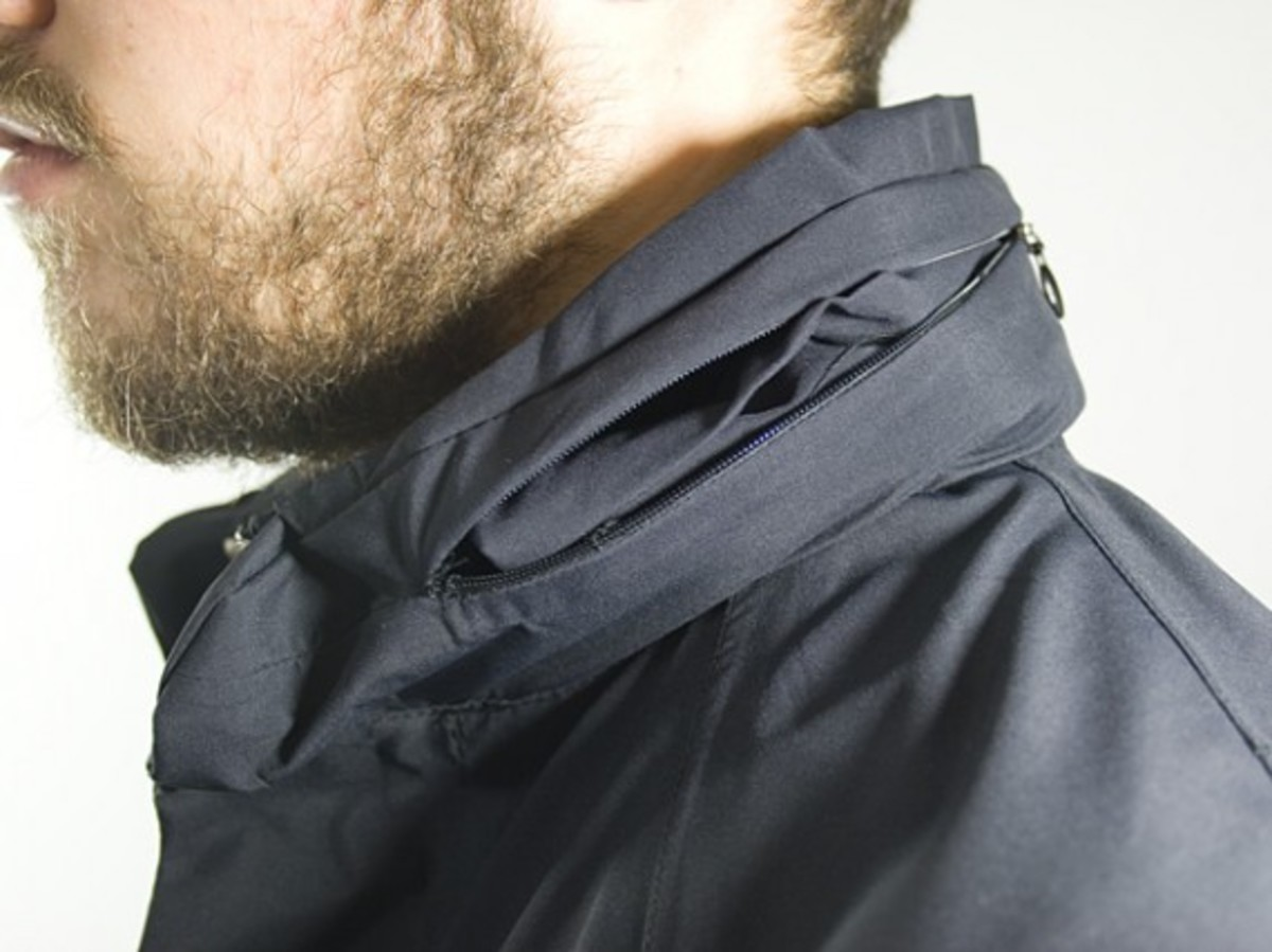 Gore Tex Stealth Jacket 6
