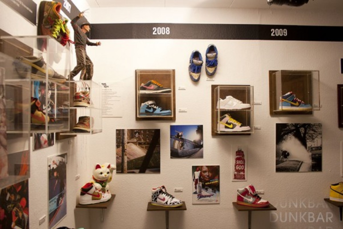 Nike SB Booth at Bright Winter 2011 13