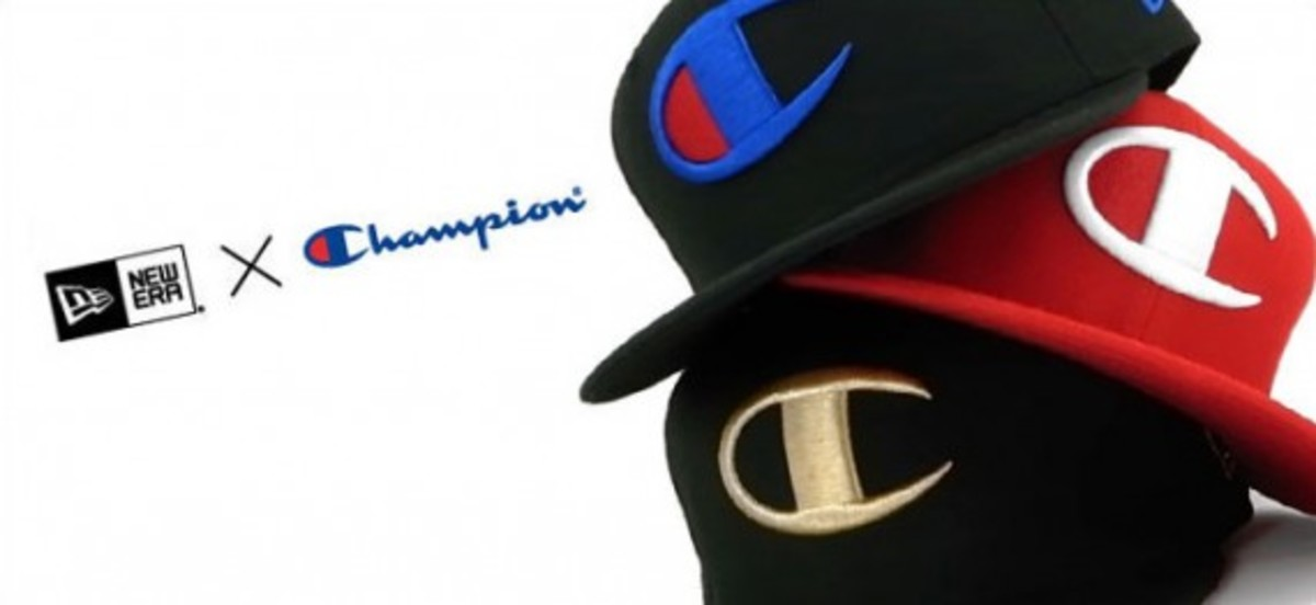 Champion x New Era