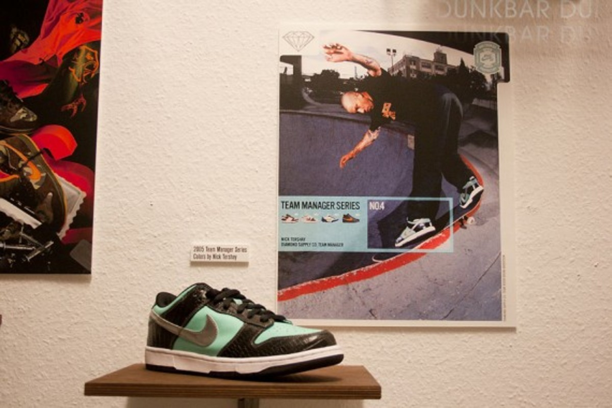 Nike SB Booth at Bright Winter 2011 17