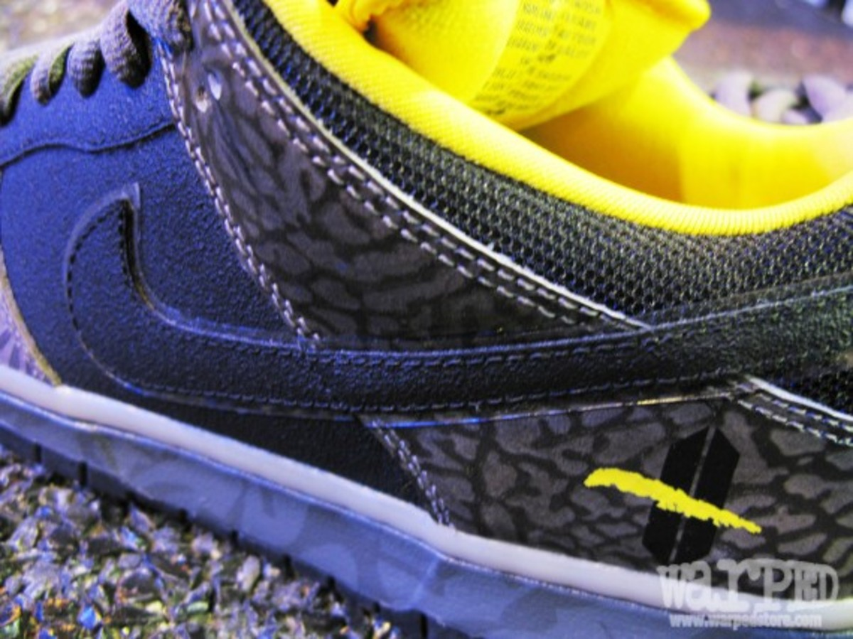 Dunk Low Premium SB Yellow Curb