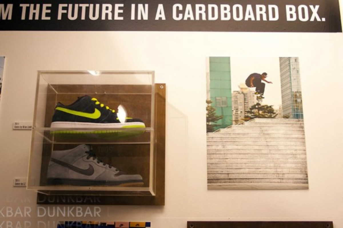 Nike SB Booth at Bright Winter 2011 21