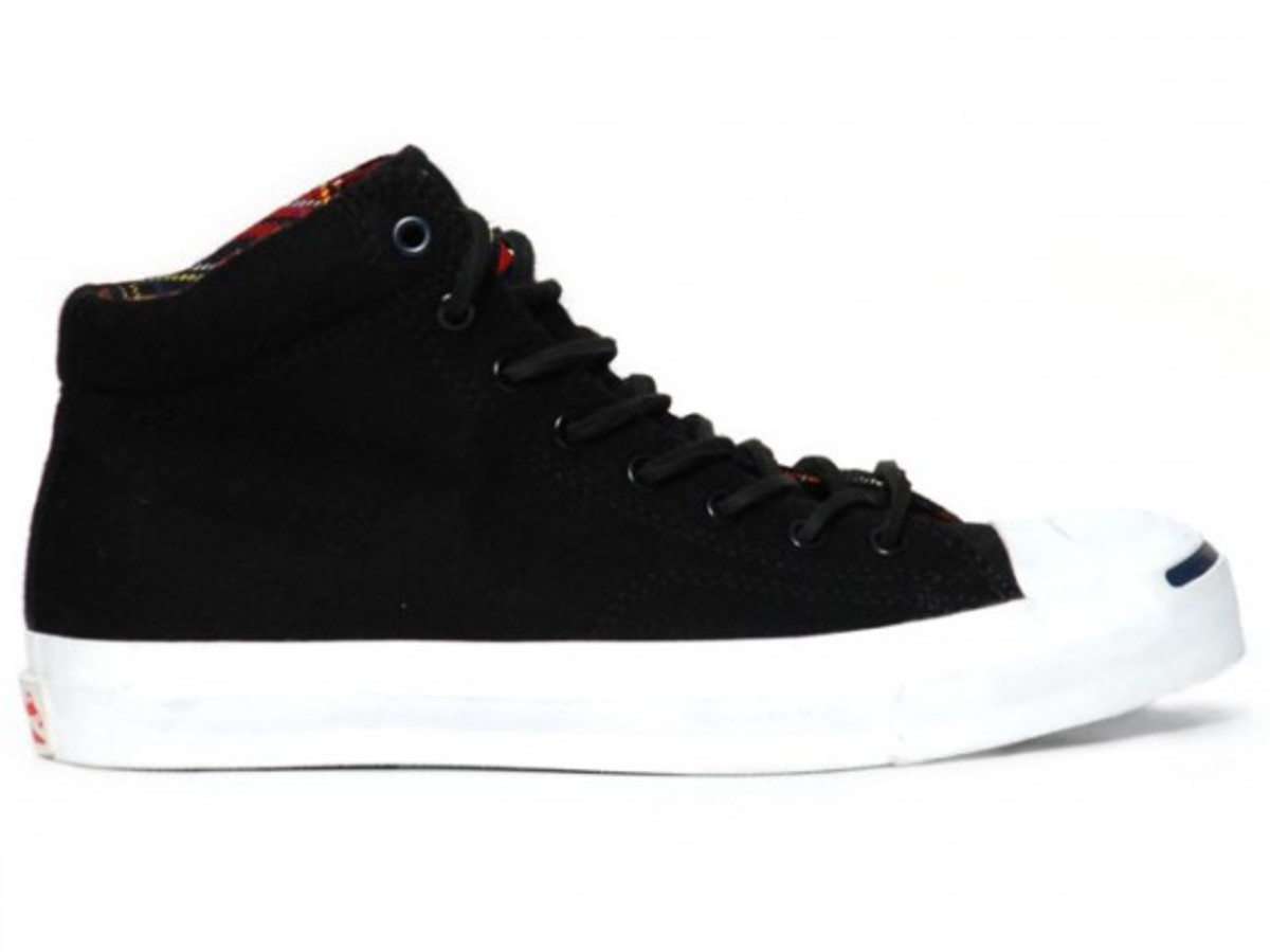 Jack Purcell Mid Melton 2