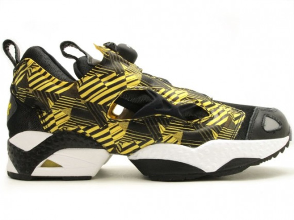 Insta Pump Fury Yellow 2