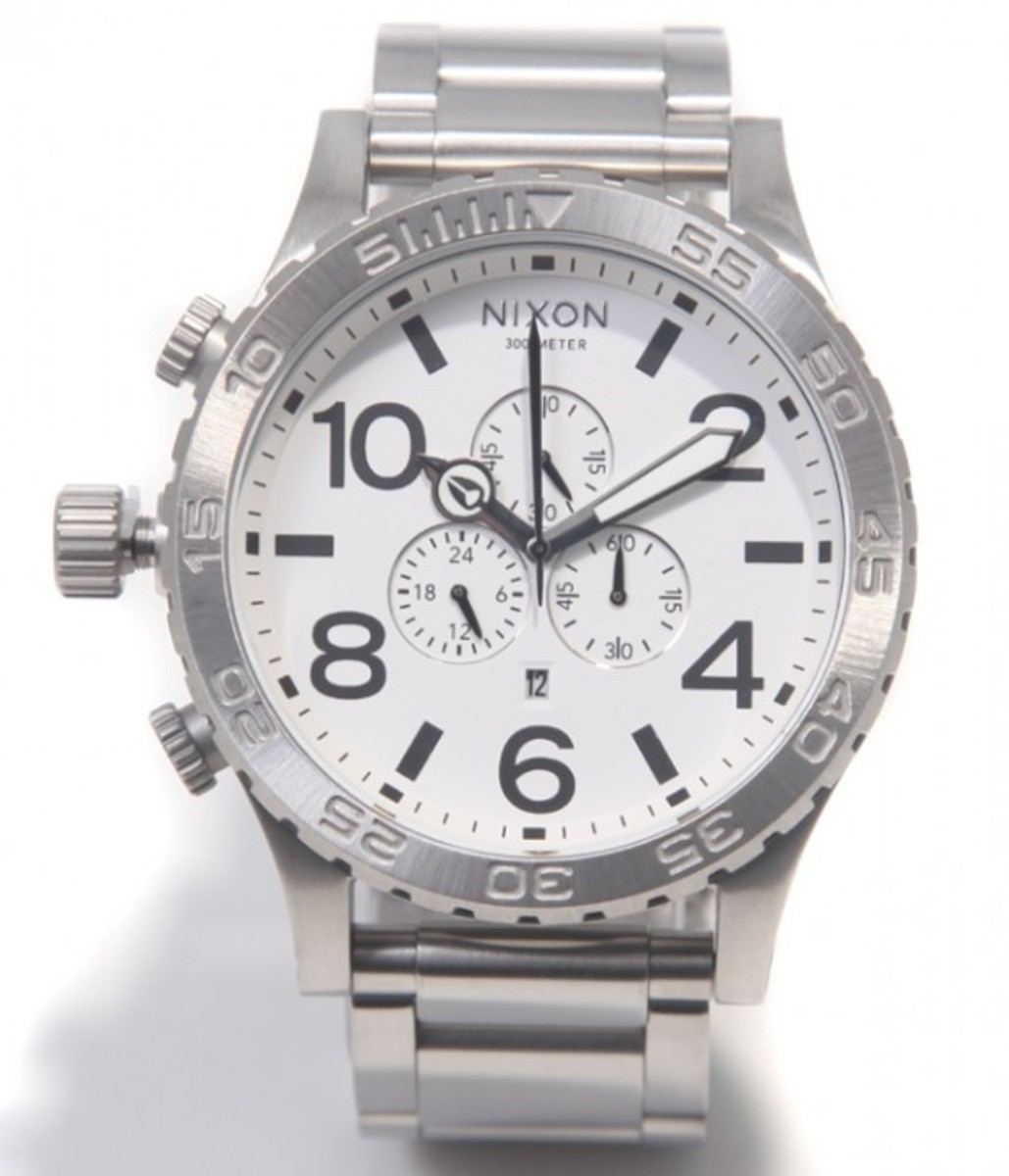 51-30 Chrono White 2