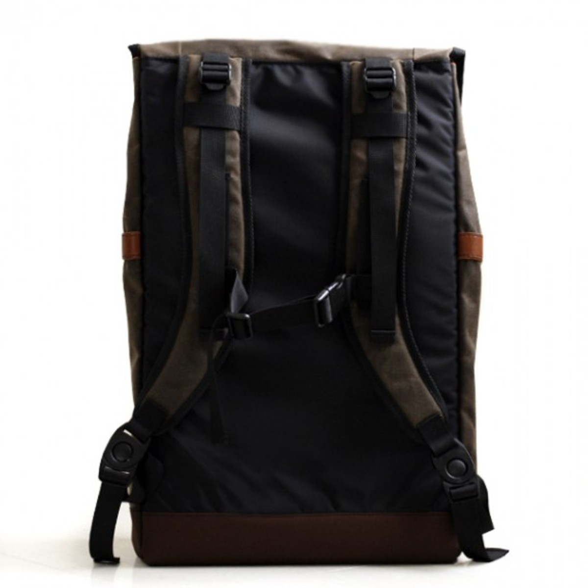 Babylon Backpack Brown 2