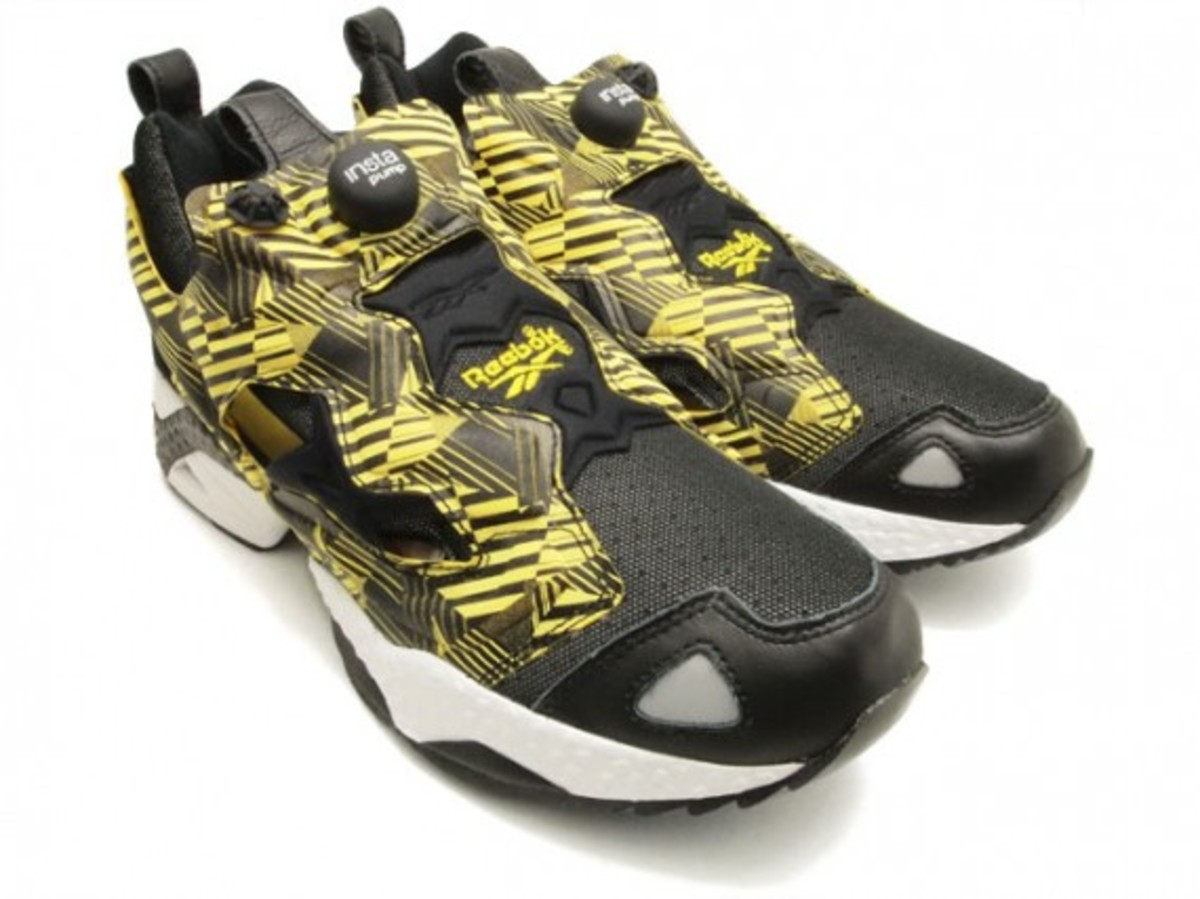 Insta Pump Fury Yellow