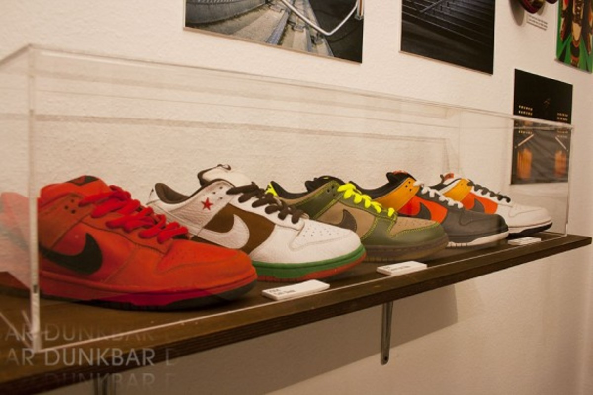 Nike SB Booth at Bright Winter 2011 14