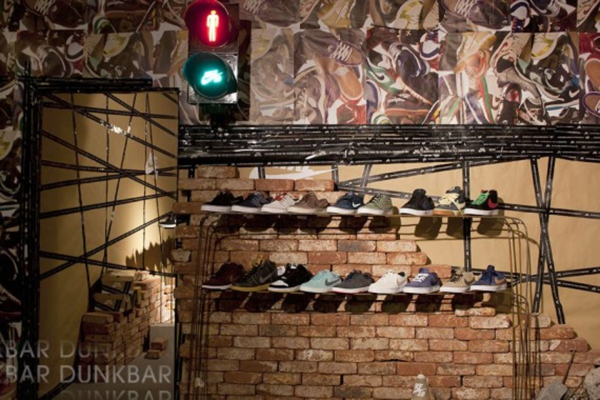 Nike SB Booth at Bright Winter 2011 3