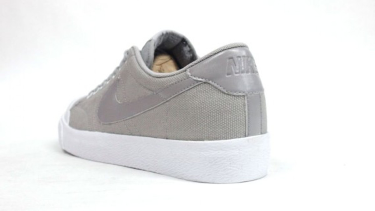 All Court Canvas Gray 2