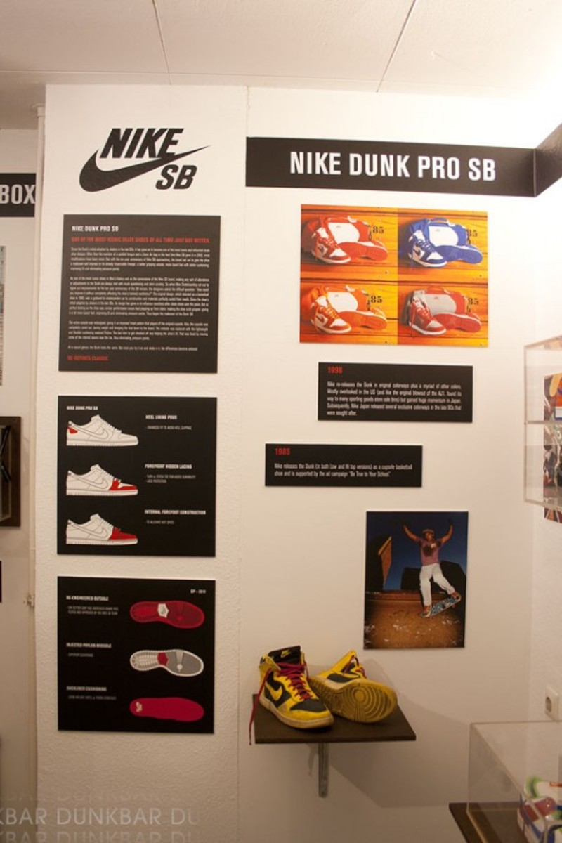 Nike SB Booth at Bright Winter 2011 19