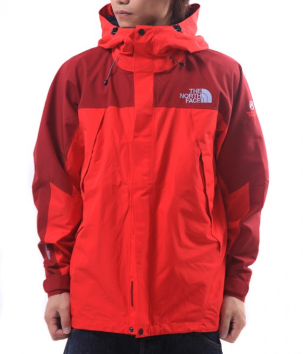 Mountain Jacket Red