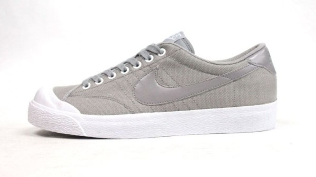 All Court Canvas Gray 3