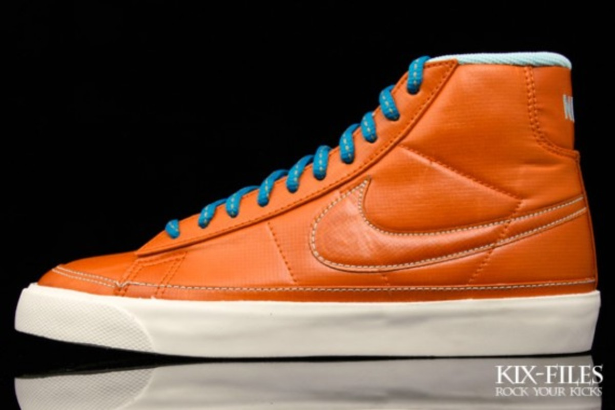 Nike WMNS Blazer Mid - Cotton Candy & Toffee - 1
