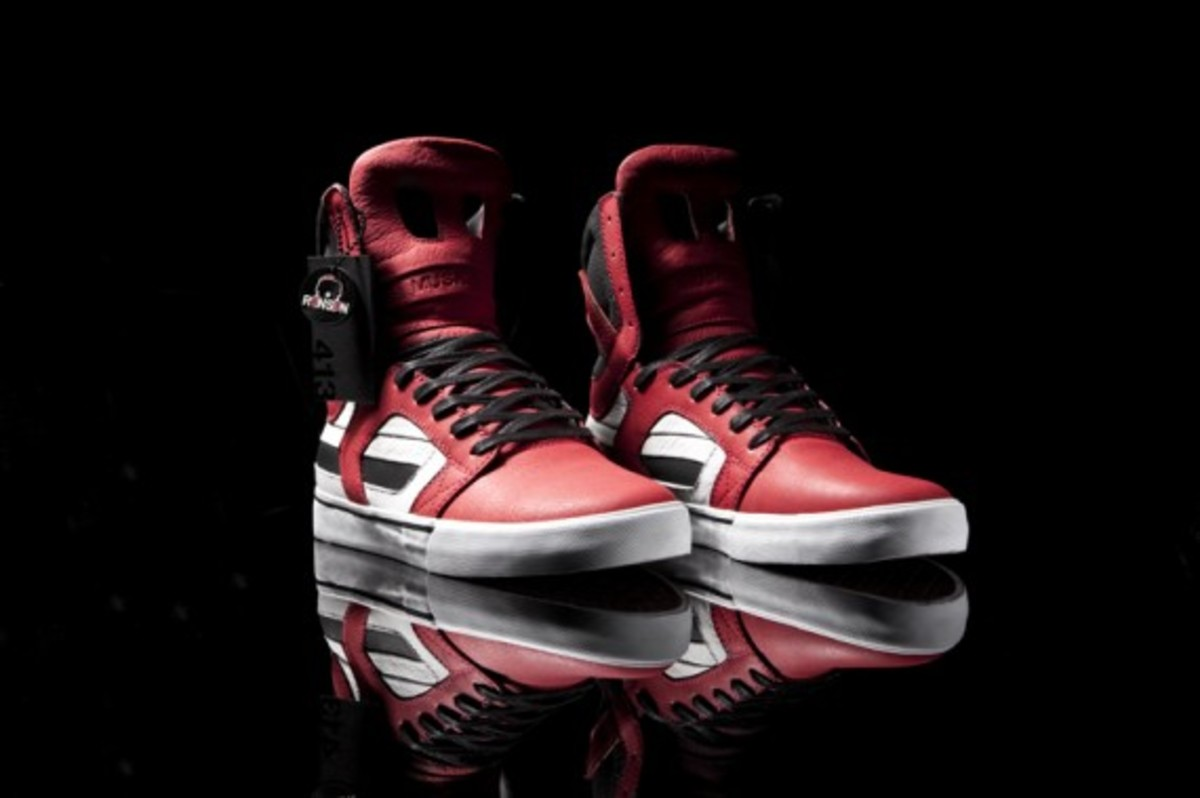 Lil Red Skytop II 2