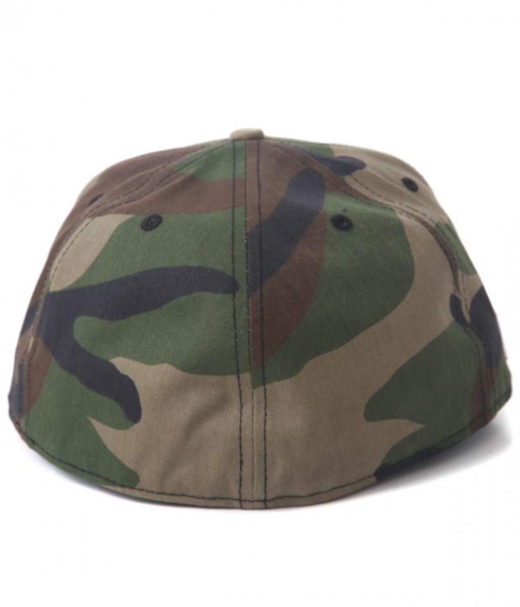 National Flag Woodland Camo 7